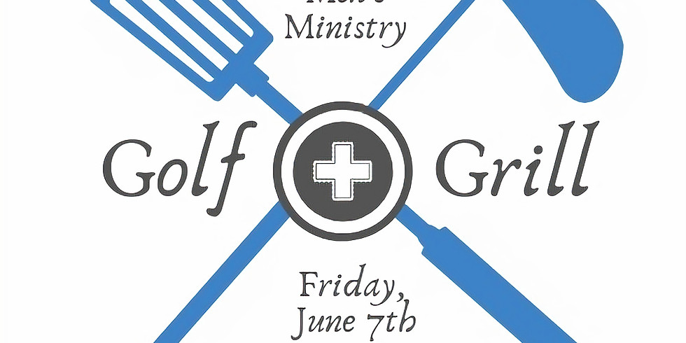 Men's Ministry Golf & Grill
