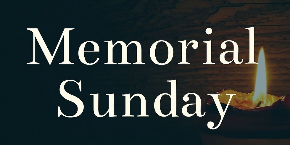 Memorial Sunday