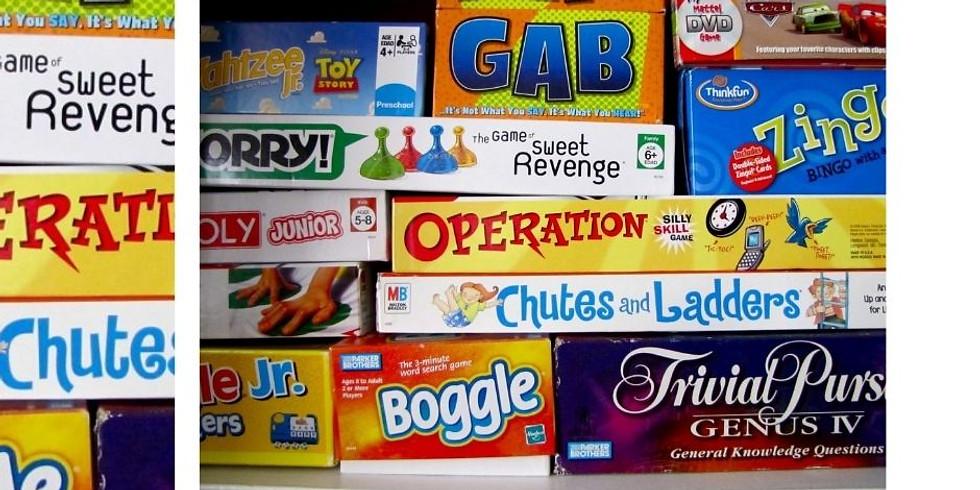 Dayspring Church Board Game Night