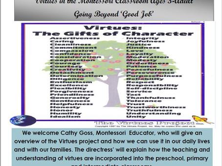 Parent Education October 2019