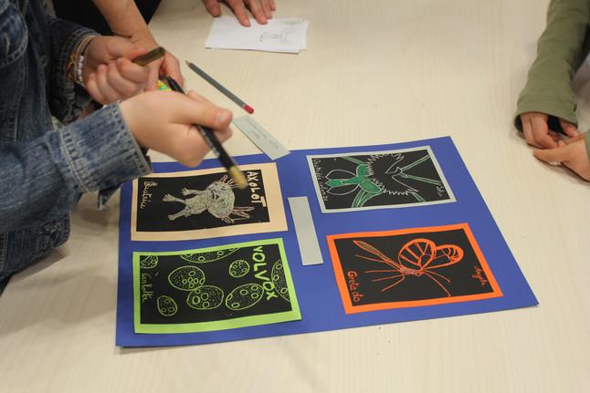 Envie le Labo : Atelier Parent/Enfant
