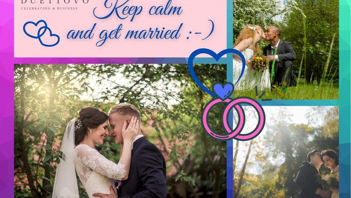 Jak ukoić emocje przed ślubem?