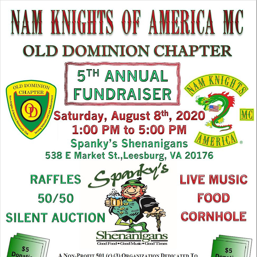 OLD DOMINION CHAPTER FUNDRAISER BASH