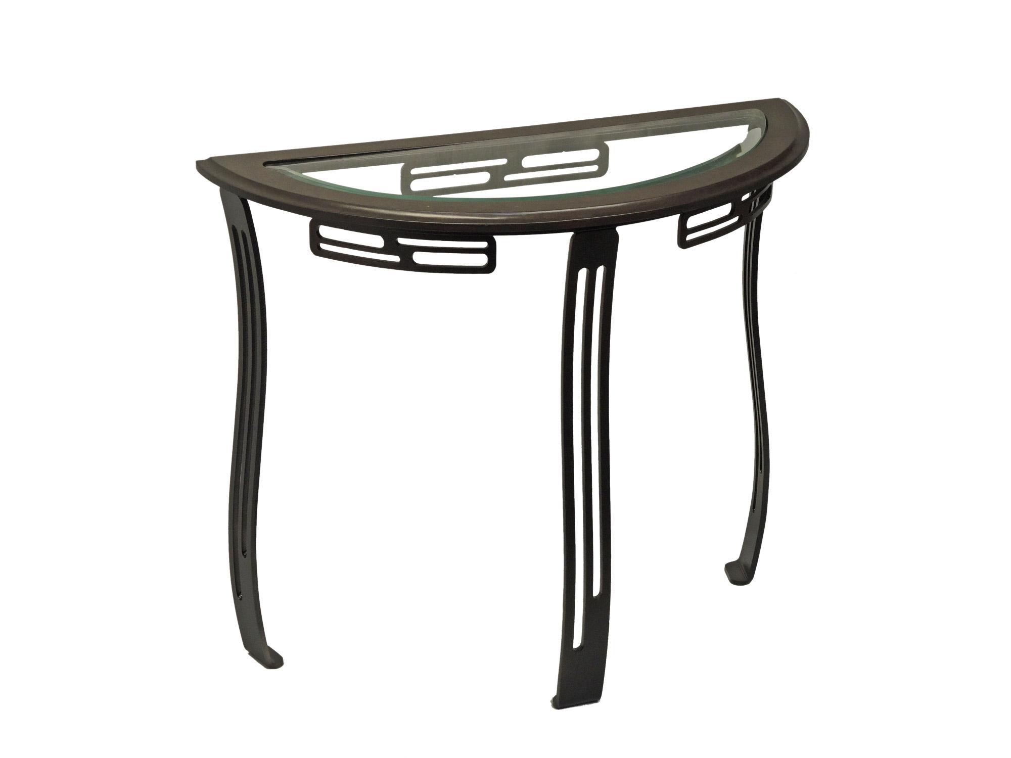 TABLE SOFA VERRE ET MERISIER
