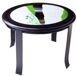 TABLE DE BOUT VERRE FUSION