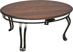 TABLE BASSE MERISIER