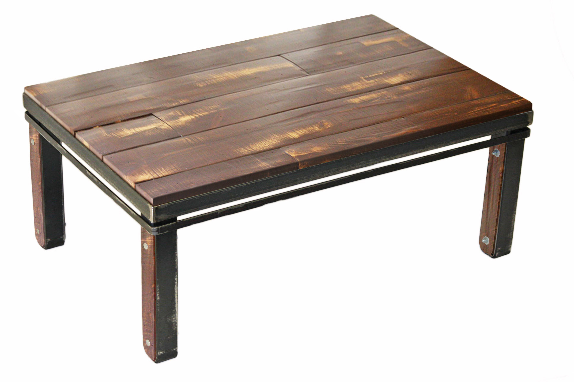 COFFE TABLE RECLAIMED WOOD