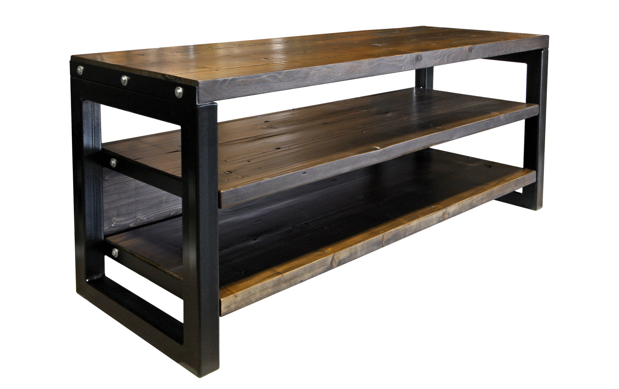 TV UNIT BARN WOOD