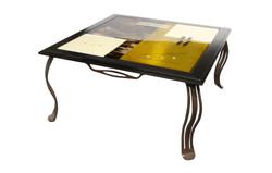 TABLE DE CENTRE FUSION