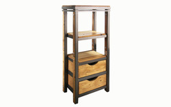 CURIO WITH DRAWERS