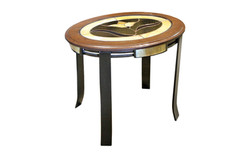 TABLE DE BOUT VITRAIL