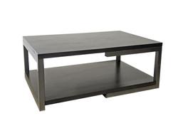 TABLE BASSE EN MERISIER