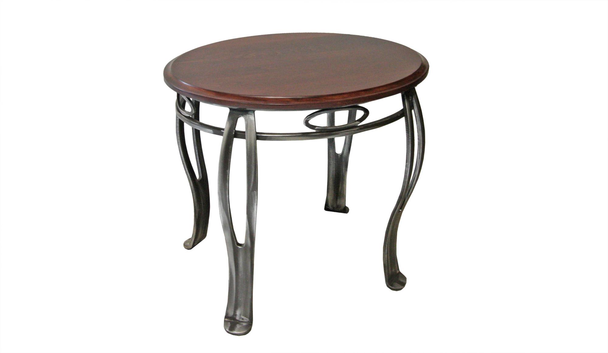 TABLE DE BOUT MERISIER