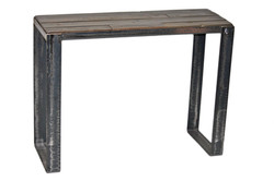 CONSOLE RECLAIMED WOOD