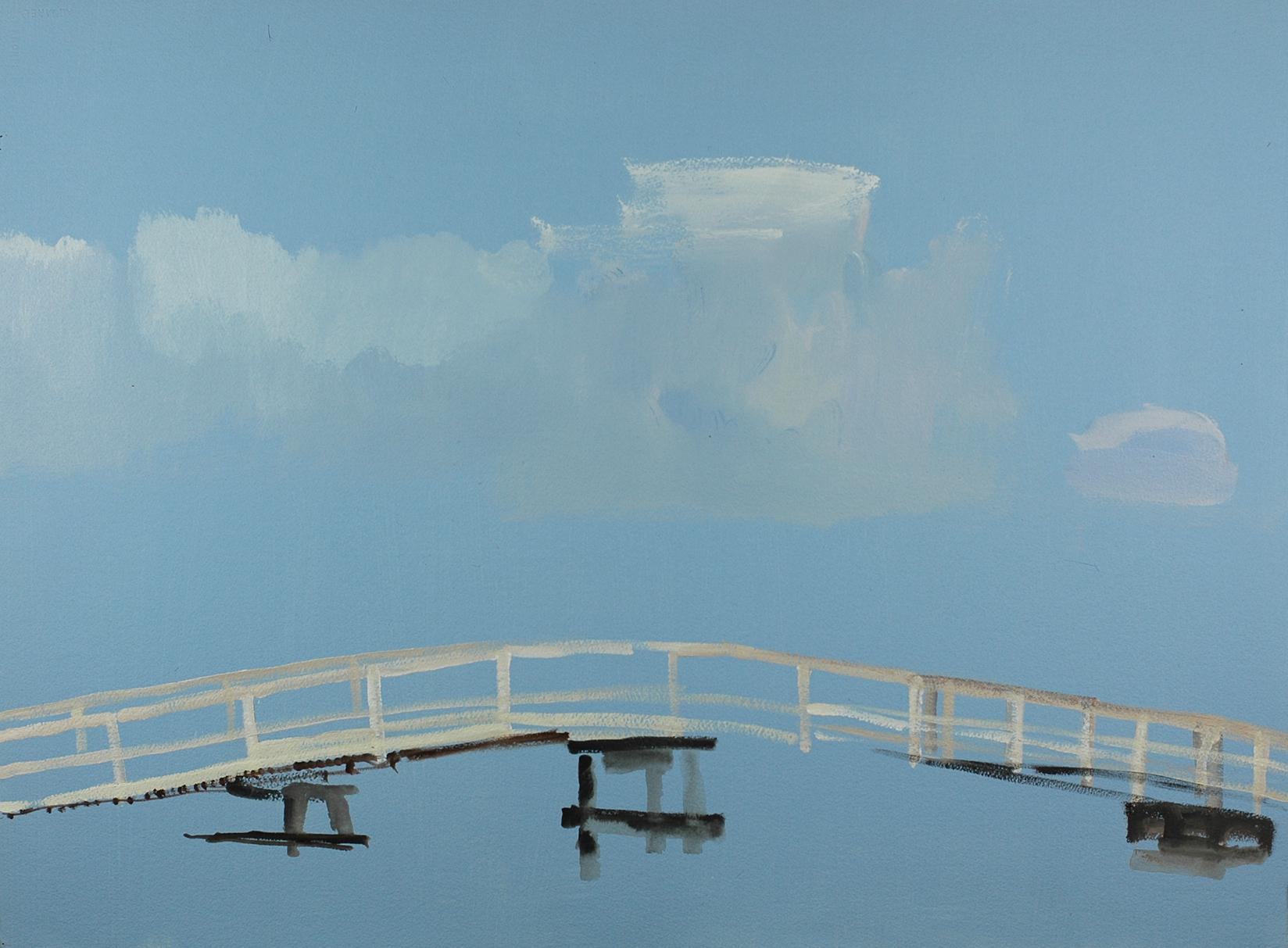 Wallaga Lake Bridge 2, 2010