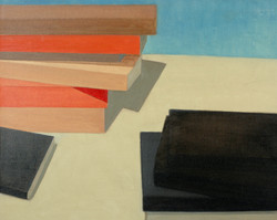 Landscape (City reading), 1998