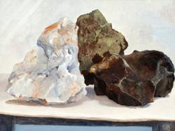Quartz and basalt, 2014