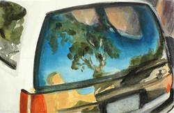 Australian Landscape 6, 2000