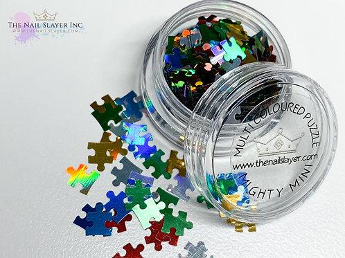 Holo Puzzle Pieces