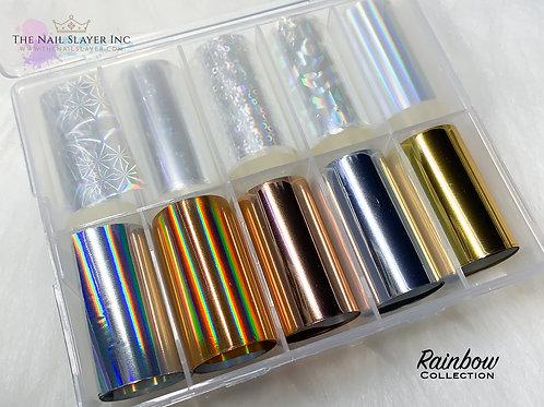 Rainbow Foil Collection