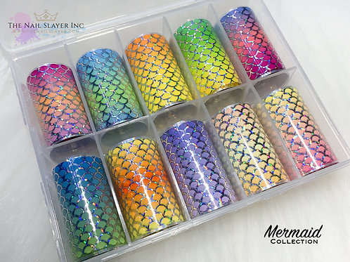 Mermaid Foil Collection