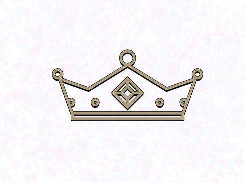 the crown from our logo