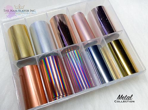 Metal Foil Collection