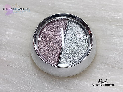 Pink Ombre Chrome