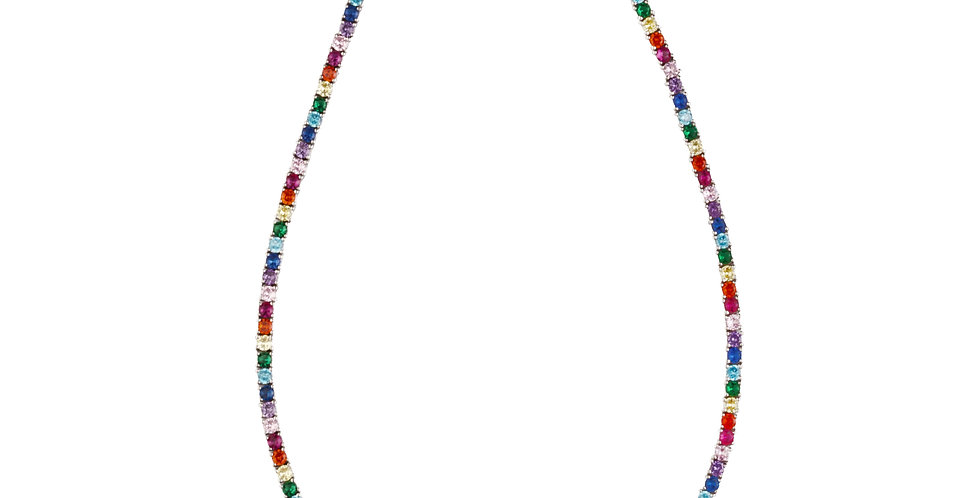 The Endless Love Rainbow necklace