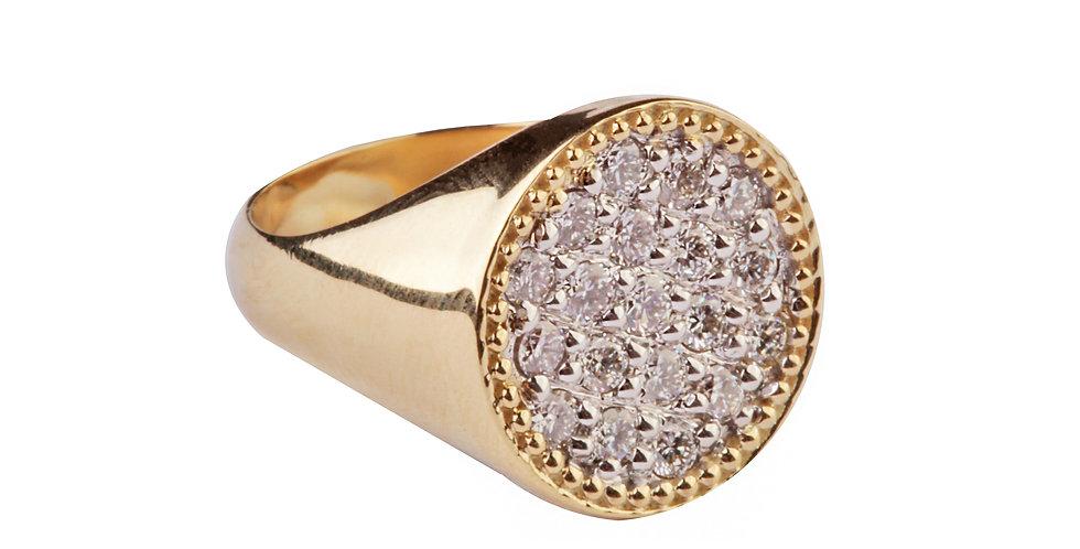 AristoCat Pinky ring