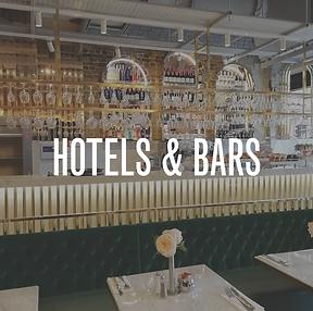 DD MENU HOTELS & BARS