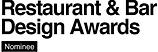 restaurant & bar design awards nominee.p