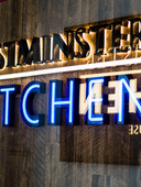 Westminster Kitchen Sign