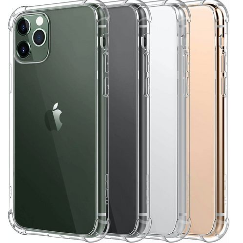 Shockproof Slim Clear iPhone 11 PRO (5.8 inches) Case