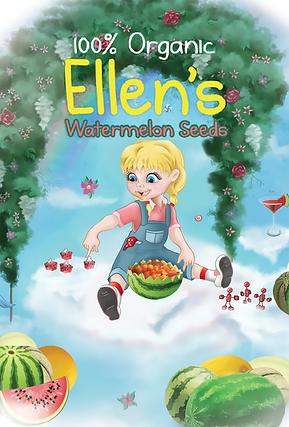 Ellen Melon Seed Pack