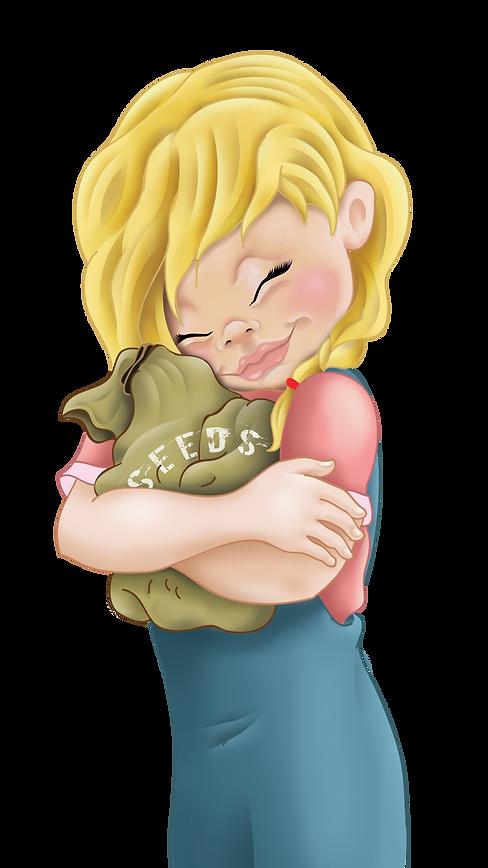 Ellen Melon Childrens Book