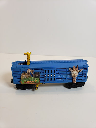 Circus Train Giraffe