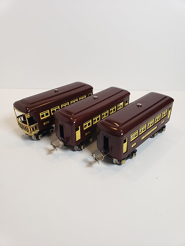 No. 603 603 604 3 Car Set