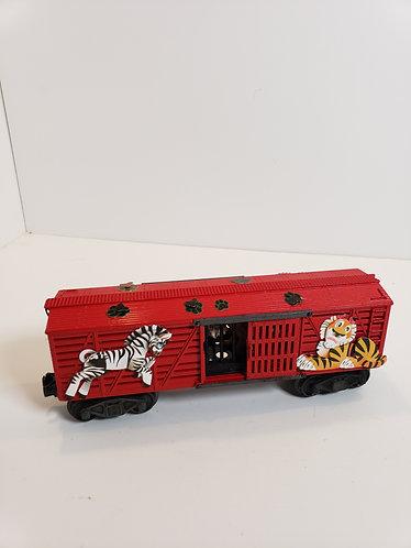Circus Tiger Train