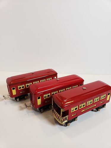 No. 607,607,608 3 CAR SET