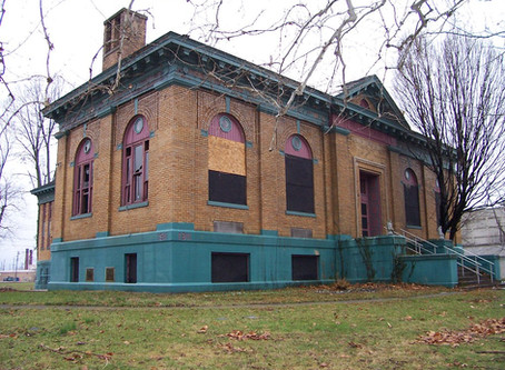 Middletown's Carnegie Library Renovations