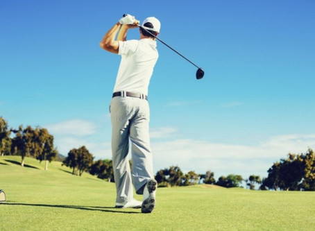 Golf and Chiropractic | A great combination