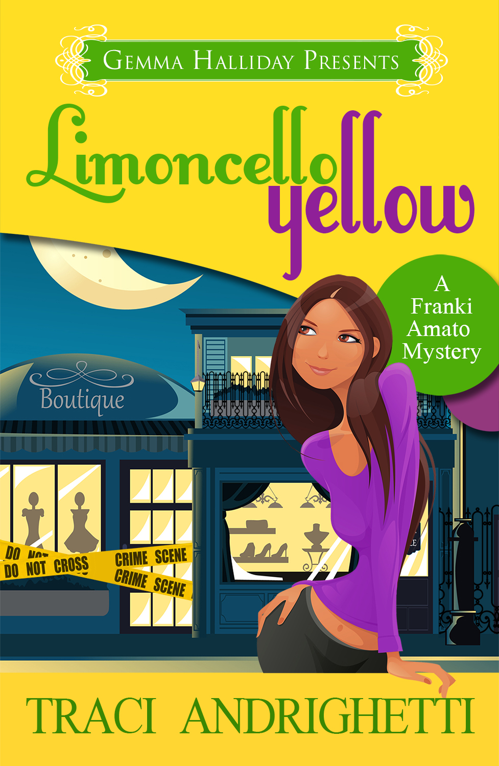 Limoncello Yellow front final for Barnes and Noble