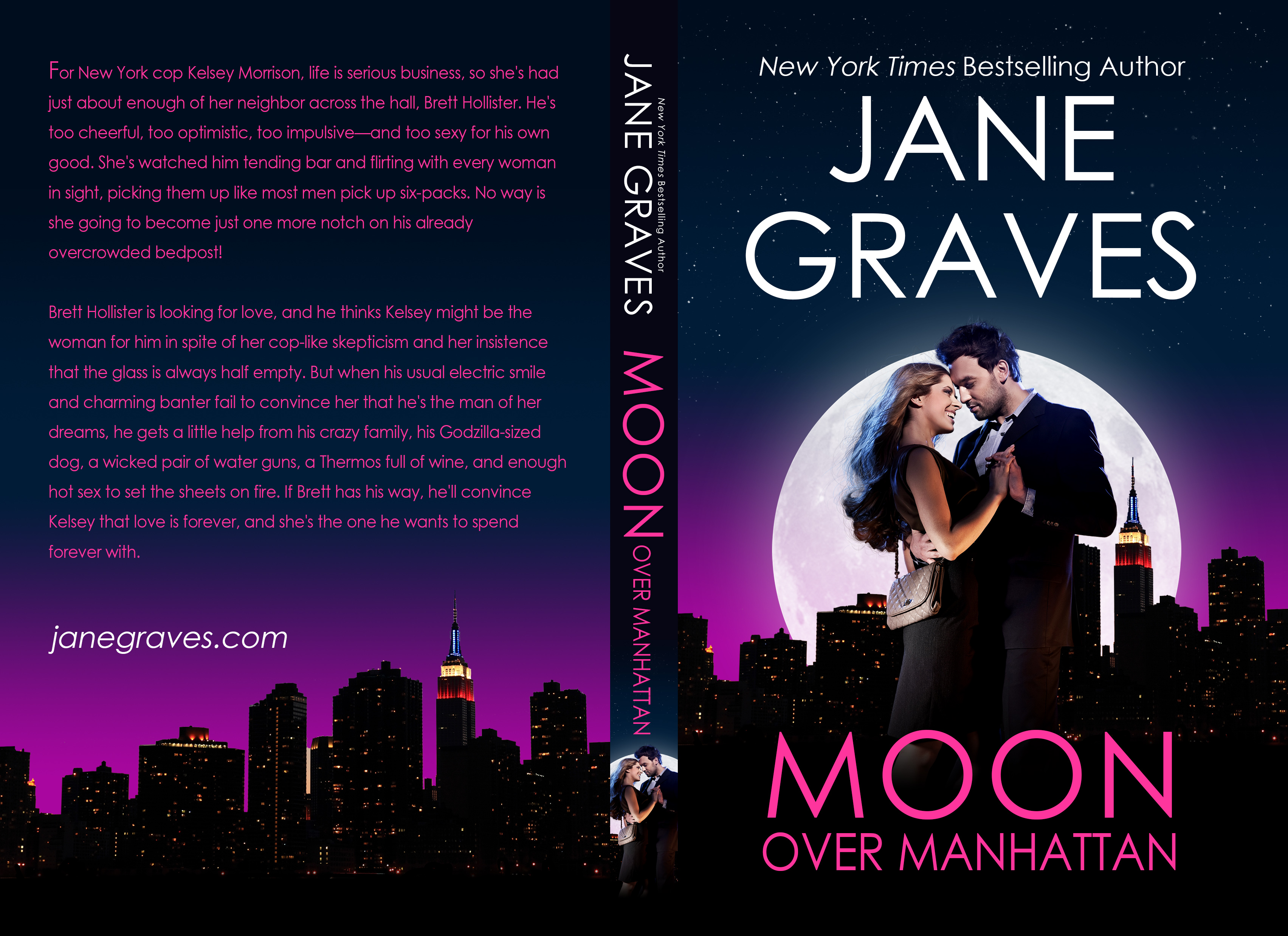 Moon over Manhattan 5_25 x 8 at 268 pages