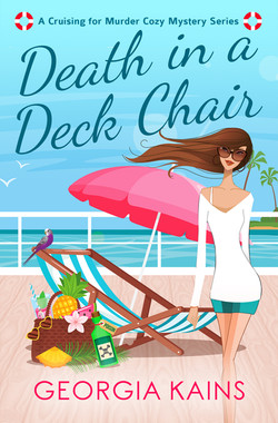Death in a Deck Chair final for Barnes a