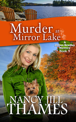 Murder at Mirror Lake final for Barnes and Noble
