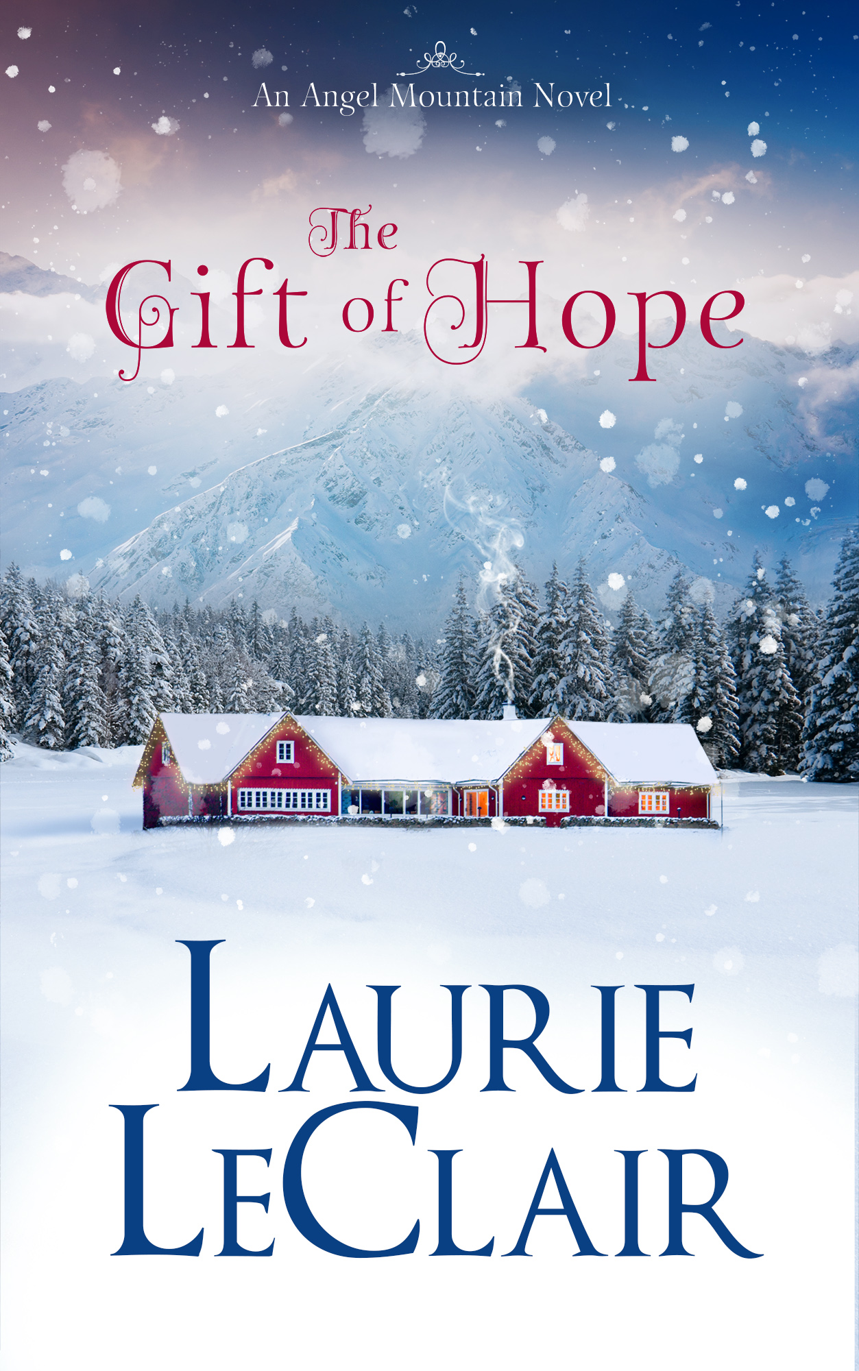 The Gift of Hope final for Barnes and Noble