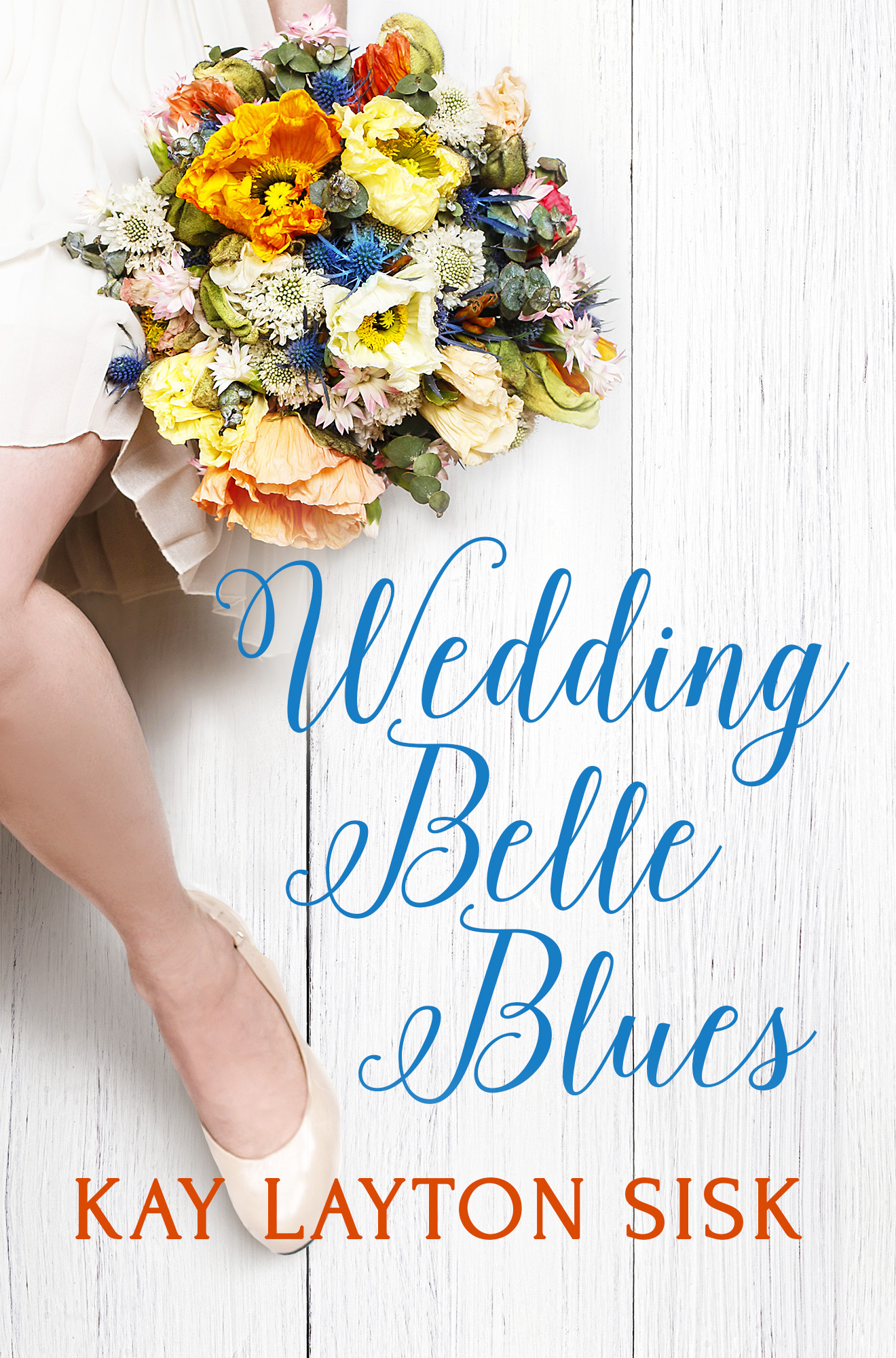 Wedding Belle Blues final for Barnes and Noble