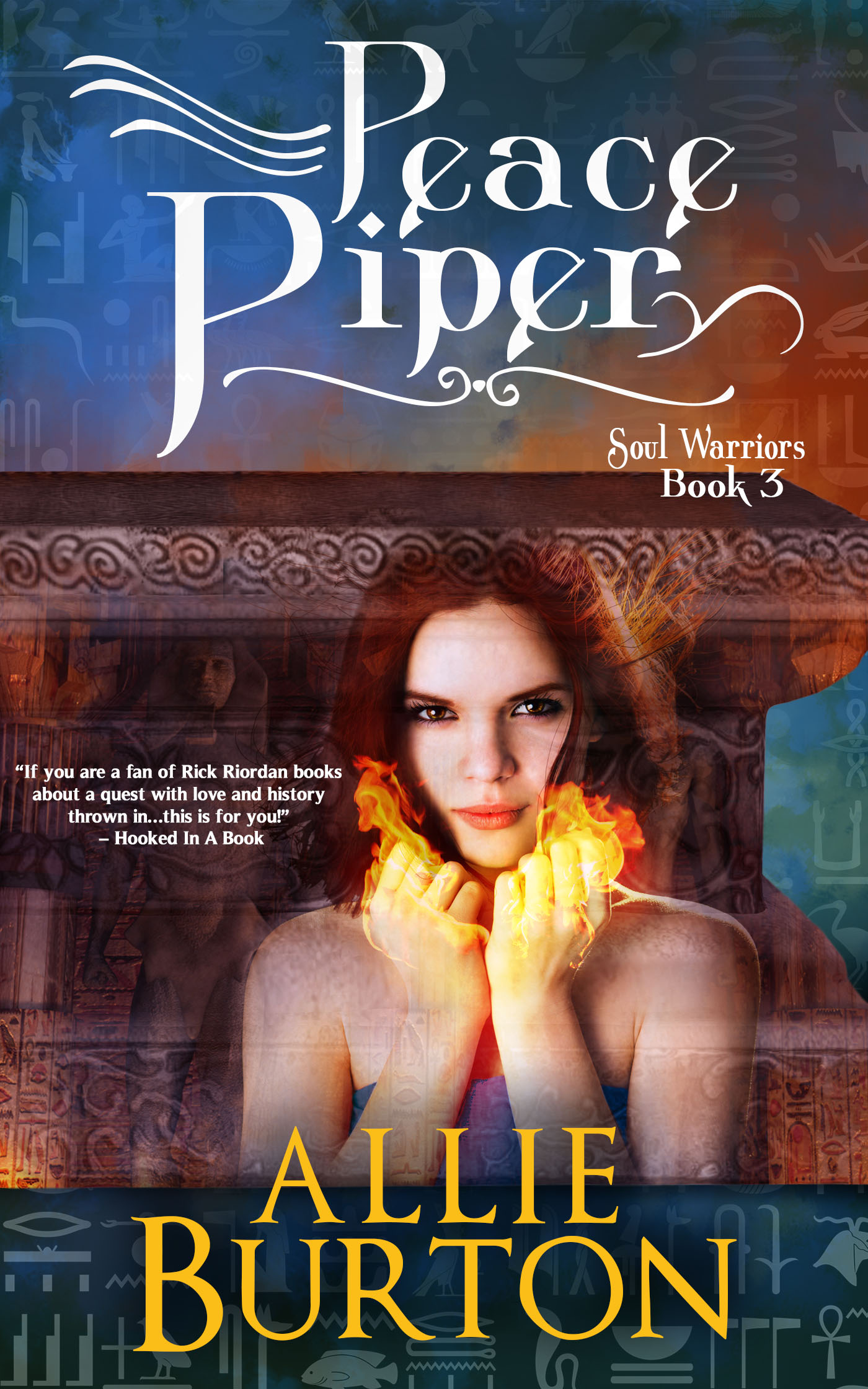 Peace Piper final for Barnes and Noble