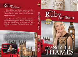 The Ruby of Siam 5_5 by 8 at 266 pages